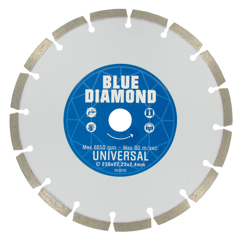 UNIVERSAL BLUE DIAMOND